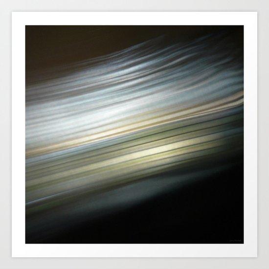See Vibrations Art Print