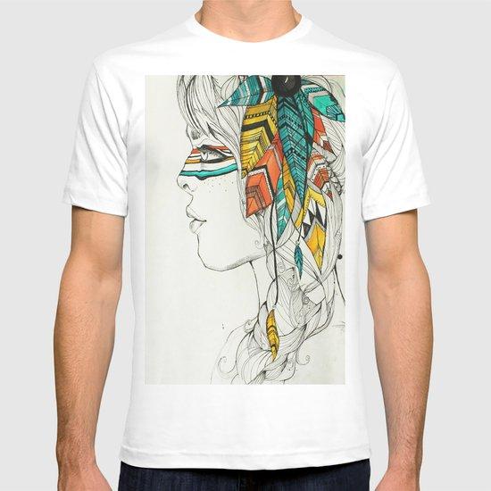 Native Woman T-shirt