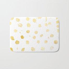 Foil Spots Bath Mat