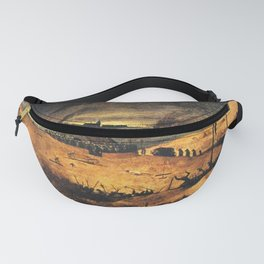The Triumph of Death Fanny Pack
