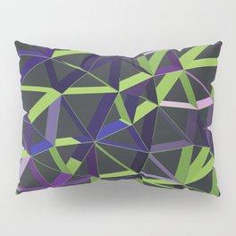 3D Futuristic GEO Lines XIV Pillow Sham