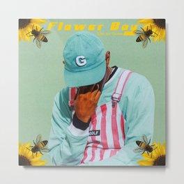 Tyler, The Creator - Flower Boy Metal Print