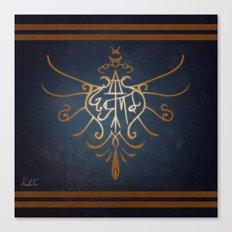 Sigil of Ravenclaw Canvas Print