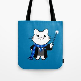 Wizardkitty Crow House! Tote Bag