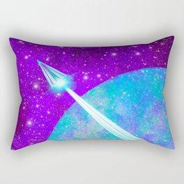 Off Planet Rectangular Pillow