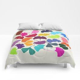 ginkgo 1 Comforters