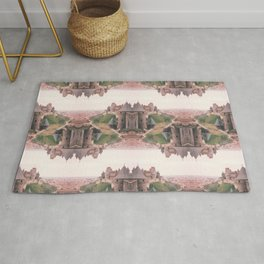 Chateau Photographic Pattern #2 Rug
