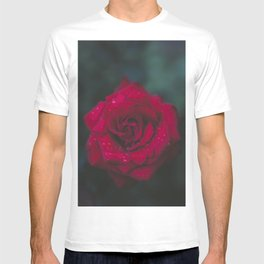 Red Rose x Dewdrops T-shirt