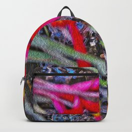 Bromeliad in the Cathedral Backpack