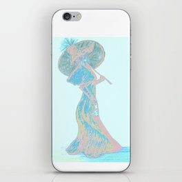 Eloquent Times iPhone Skin