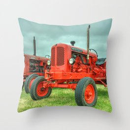 Nuffields at South Molton Throw Pillow