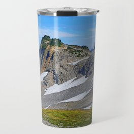 PTARMIGAN RIDGE IN LATE SUMMER GLORY Travel Mug