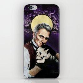 Saint Peter Cushing iPhone Skin