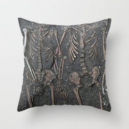 Dying In Love  Throw Pillow