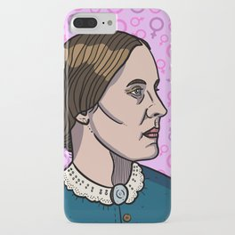Susan B. Anthony iPhone Case