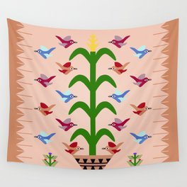 Gift of Corn Wall Tapestry