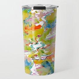 Alexia's Painting Travel Mug