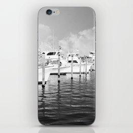 Destin Boats 2 iPhone Skin
