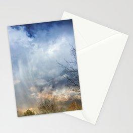 Weathered Sky Stationery Cards