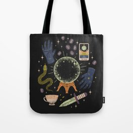 I See Your Future Tote Bag