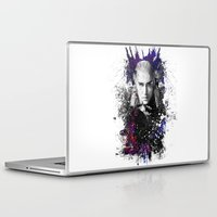 thranduil Laptop & iPad Skins featuring Thranduil by Ryky