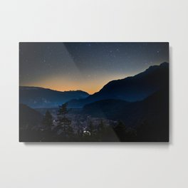Starry Starry Night Metal Print