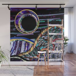 Black Hole Sun Wall Mural