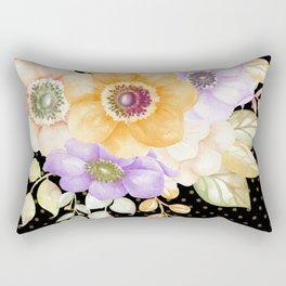 Flowers bouquet #36 Rectangular Pillow