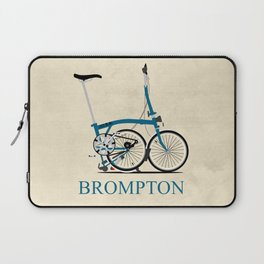 Brompton Bike Laptop Sleeve