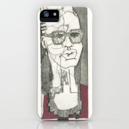 Swazi girl iPhone Case