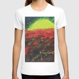 The Earth's sun T-shirt