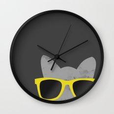 COOLEST CAT Wall Clock