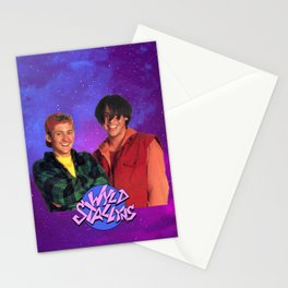 Bill & Ted Stationery Cards