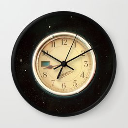 Retro Clock Wall Clock
