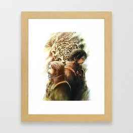 King and Prince ( Final fantasy XV ) Framed Art Print