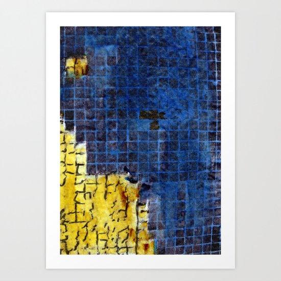 City skin 2 Art Print