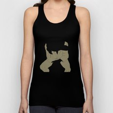 MORNING COFFEE IN THE OFFICE Unisex Tank Top