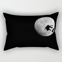 Crater Skater  Rectangular Pillow