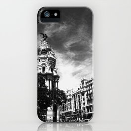 Metropolis iPhone Case