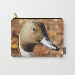 Autumn Northern Pintail Carry-All Pouch