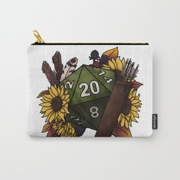 Ranger Class D20 - Tabletop Gaming Dice Carry-All Pouch