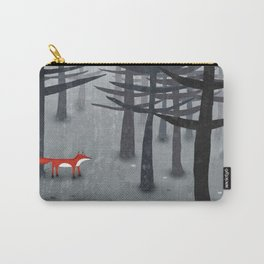 The Fox and the Forest Carry-All Pouch