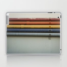 Painted Pipes Laptop & iPad Skin