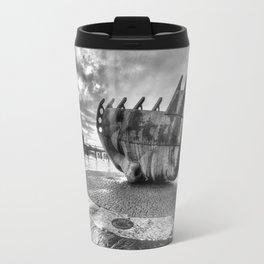 Merchant seafarer's war memorial 2 mono Travel Mug