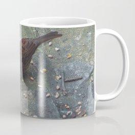 Dunnock in my garden Coffee Mug