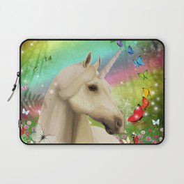 Magical Forest Unicorn Laptop Sleeve