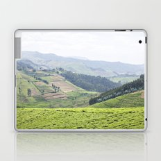 land of a thousand hills::rwanda Laptop & iPad Skin