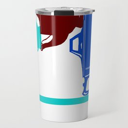 Favoriteware Stacked Pots Travel Mug