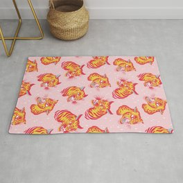 Tigerpop pattern Rug