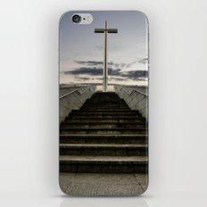 Pope's Cross iPhone & iPod Skin